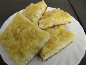 Károly papa túrós sütije